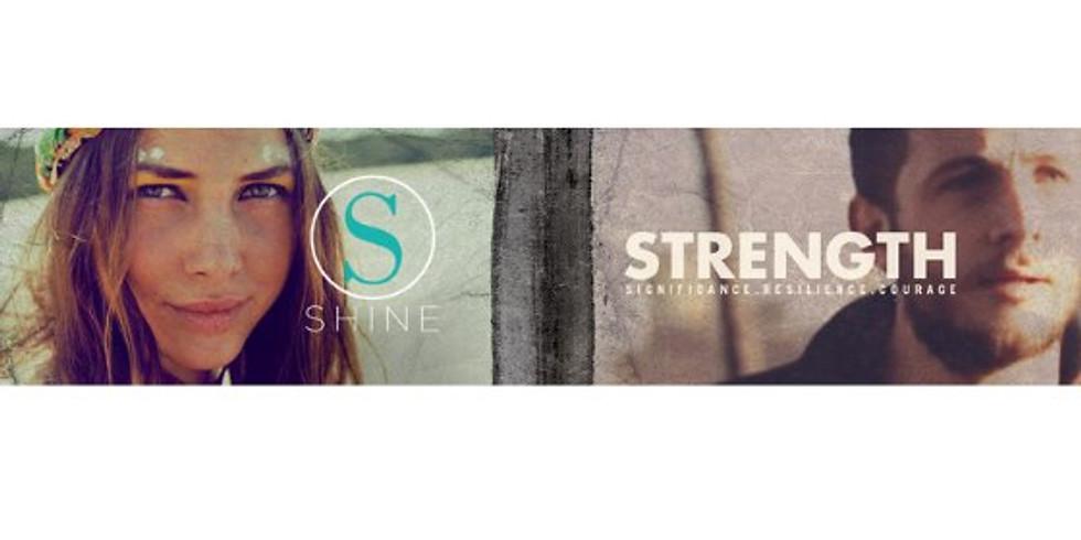 Shine and Strength Facilitator Training