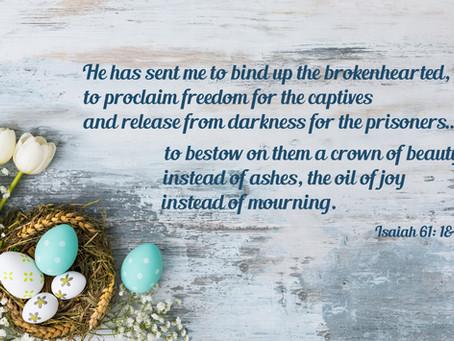 Letter of Hope April