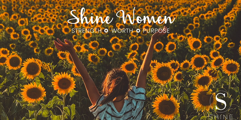 Shine Women Online - 8 week course - AT CAPACITY