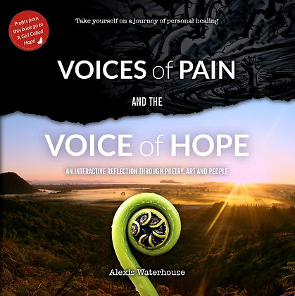Book: Voices of Pain and the Voice of Hope by Alexis Waterhouse