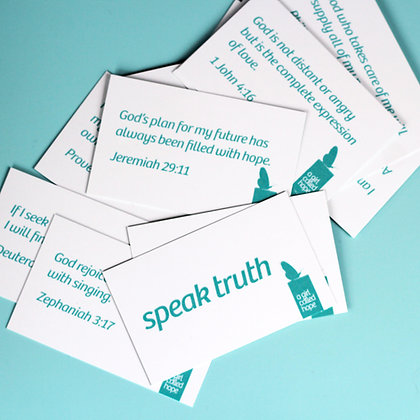 Speak Truth Cards