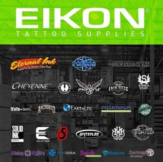 Eikon Tattoo Supplies