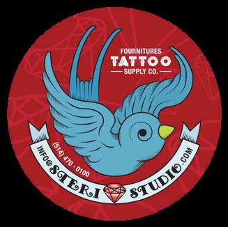 Steri Studio Tattoo Supply