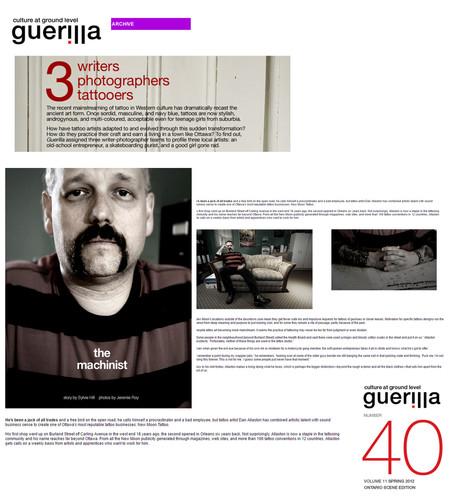 GUERILLA MAG