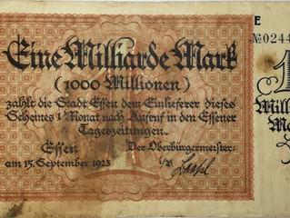 Jedna miliarda Marek...