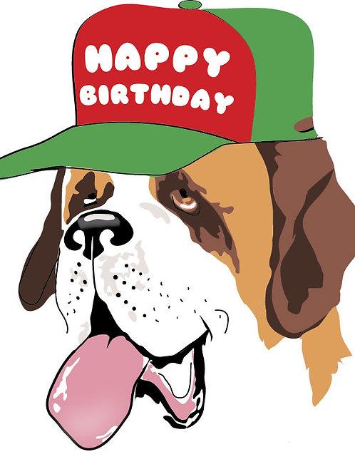 Happy Birthday Bernard !