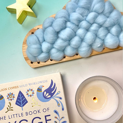 Baby Blue Cloud Making Kit - Small