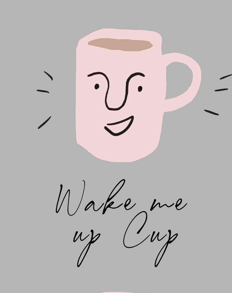 Mug Shot Print