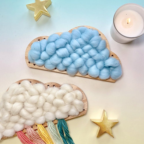 Small Blue Cloud Making Kit