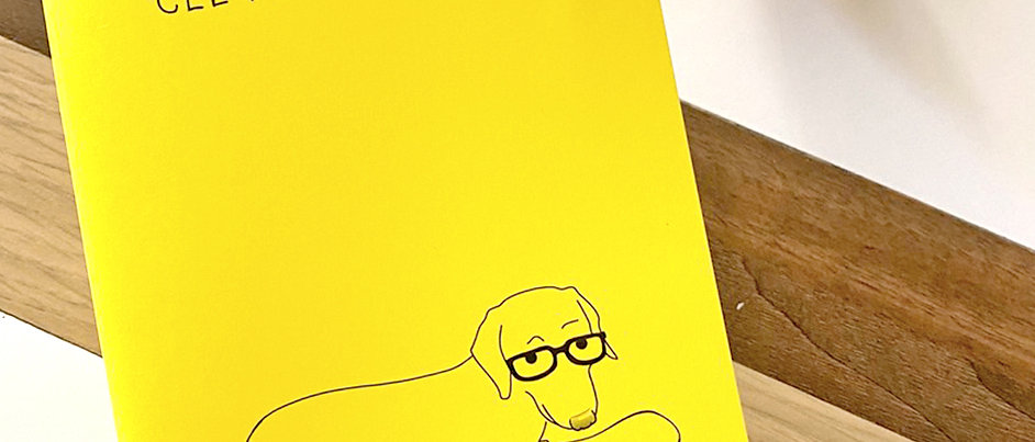 Clever Sausage Small Notebook