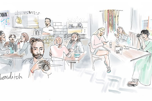 Shoreditch Cafe