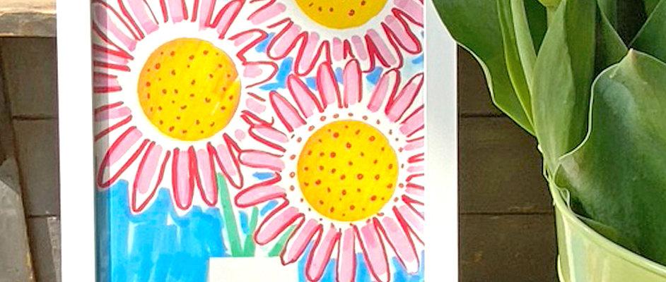 Bloomin Lovely Print