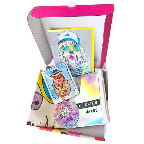 The Shaggy Gift Box