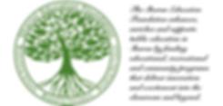 Sharon education foundation, Logo and mission
