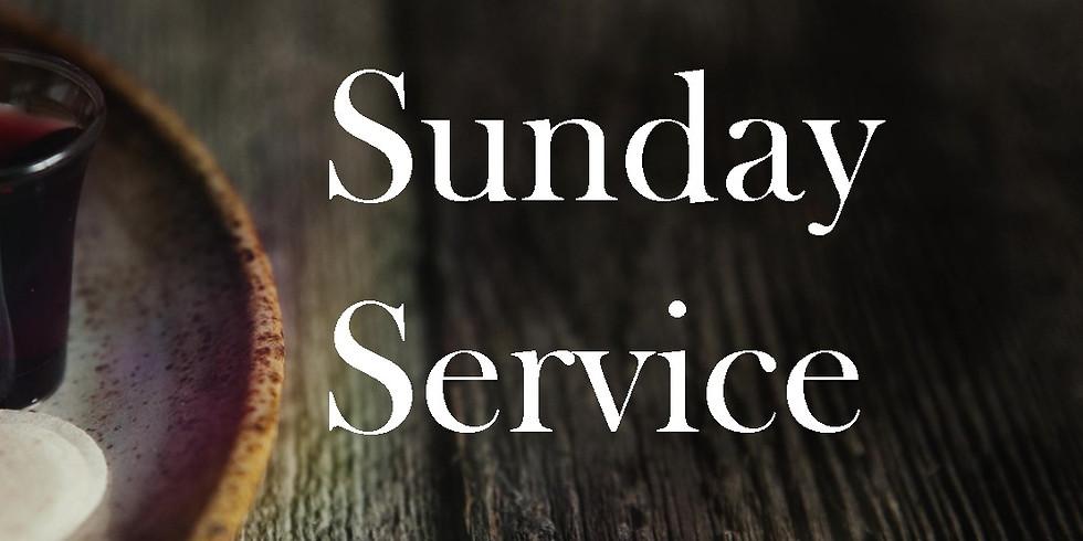 July 4th Sunday Service