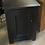 Thumbnail: Petite armoire 1 porte, noire