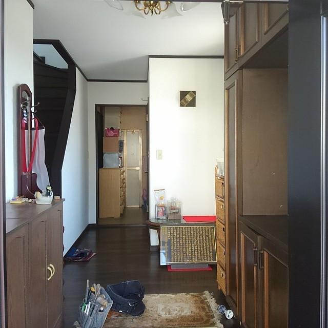 Instagram - 宇美町住宅クロス張り替え工事