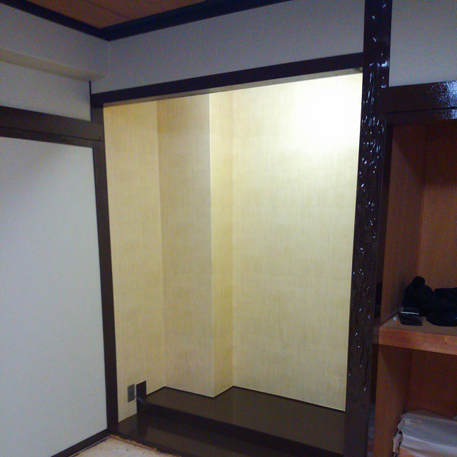 Instagram - 久留米市千本杉塗装、クロス仕上げ