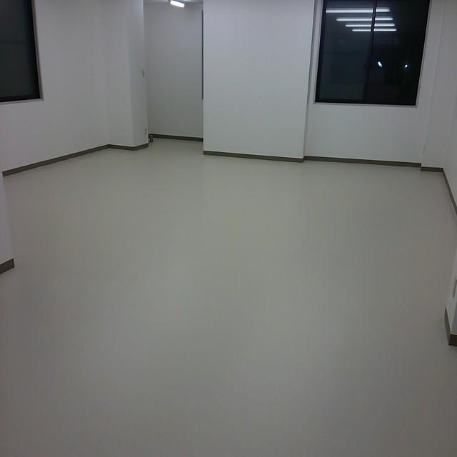Instagram - 姪浜店舗2F内装工事完了