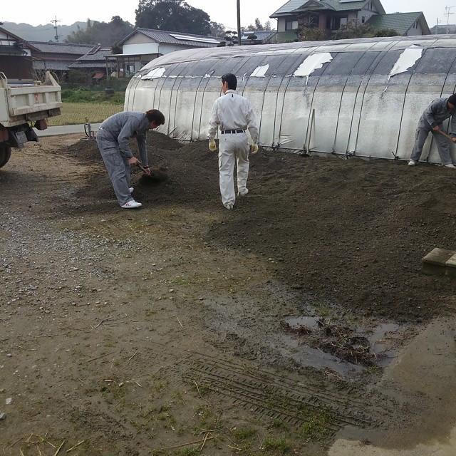Instagram - 糸島市駐車場舗装工事