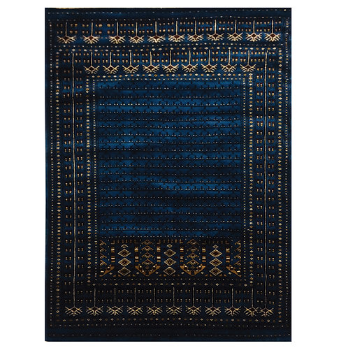 Royal Blue Rug