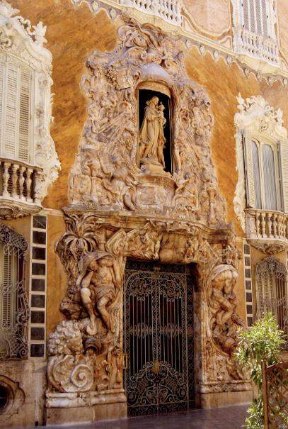 Palace of the Marqués de Dos Aguas