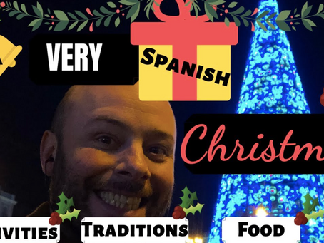 A very Spanish Christmas! Festivities, food & traditions - When in Spain YouTube video & podcast 25