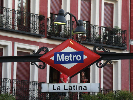 Exploring Madrid – La Latina and life in the barrio - Episode 2
