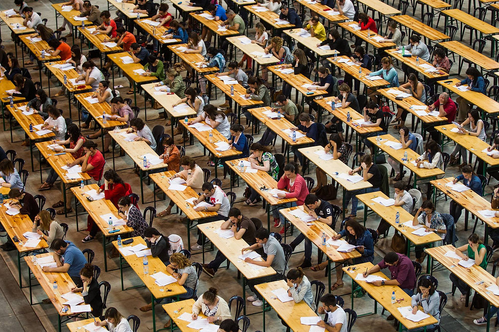 Oposiciones - State exams to become a funcionario