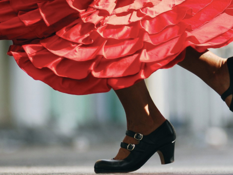 Flamenco! Steps, styles, shows & why 'duende' is a dirty word! Olé! - podcast Episode 36