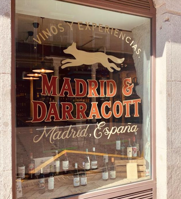 Madrid & Darracott shop in Madrid