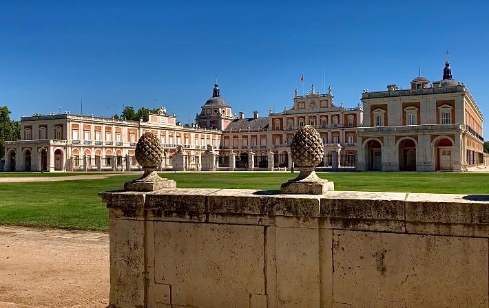 El Palacio de Aranjuez