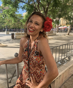 Lisa Francesca Nand in Málaga