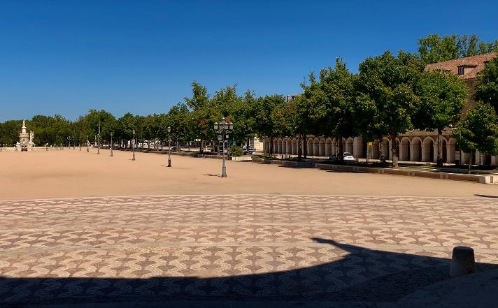 Plaza de San Antonio Aranjuez