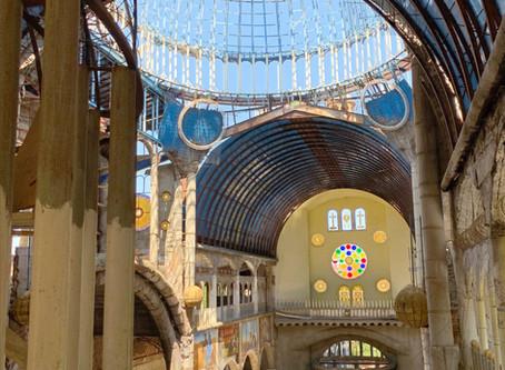 Spain's scrap cathedral - An ex-monk's 60-year labour of faith, devotion & castoffs - Episode 76
