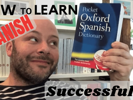 The real way to speak Spanish fluently - 8 tips to learn Spanish - When in Spain episode 29