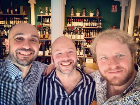 Discovering Spanish wine with Luke Darracott & Roque Madrid - Episode 40
