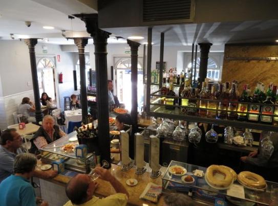 El Camarote Bar
