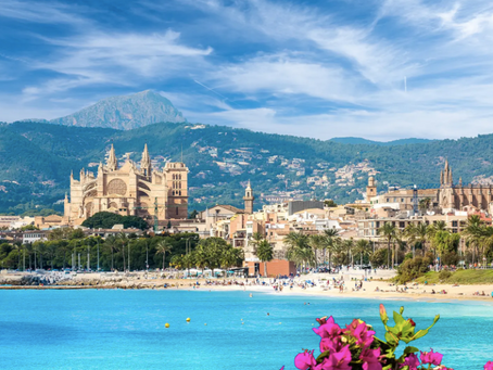 Mallorca with Gina Vasquez: Miró, Michael Douglas & Missionaries - When in Spain podcast episode 94