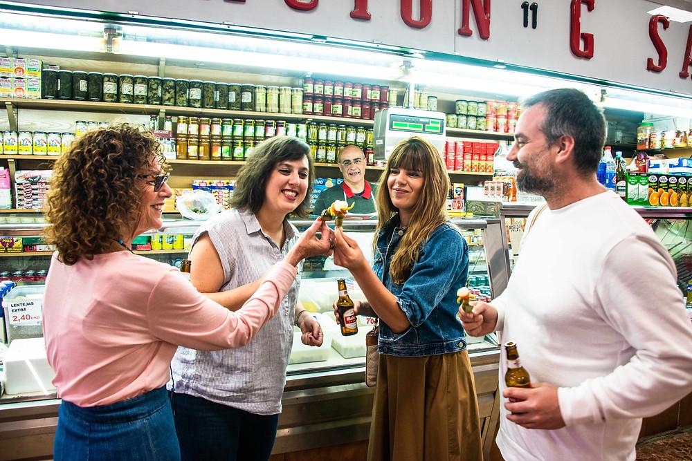 Margit Sperling from Walk and Eat Spain