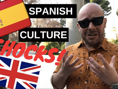 Nine Spanish culture shocks that still surprise me - When in Spain podcast episode 28
