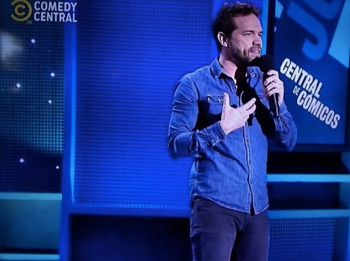Comedian & Actor Juan Dávila