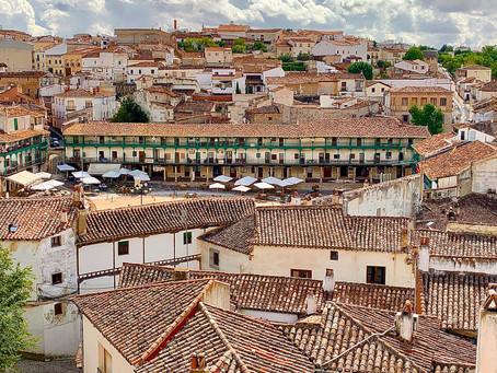 Charming Chinchón - Garlic, Goya, Anis, John Wayne & a picture-perfect plaza - Episode 82