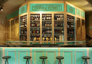 La Hora del Vermut bar in Madrid