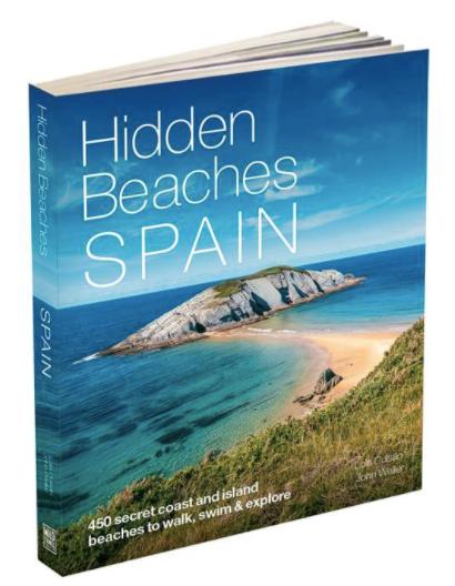 Hidden Beaches Spain by Lola Culsán & John Weller