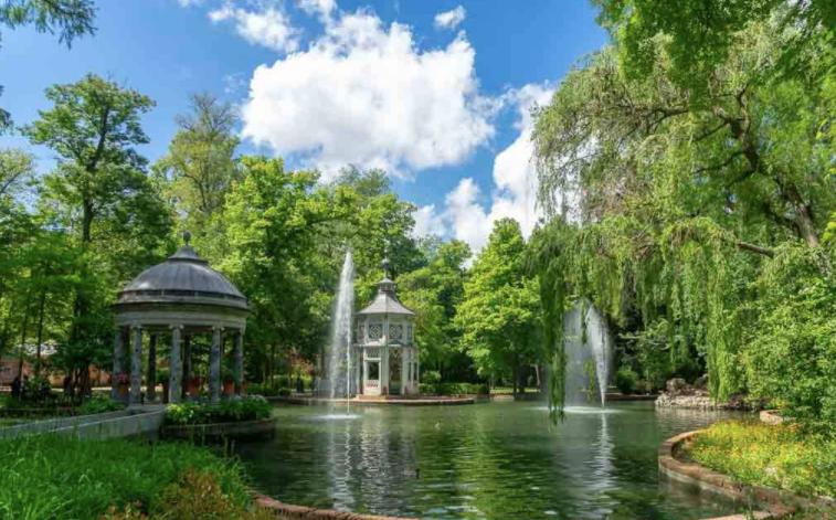 El Jardín del Príncipe
