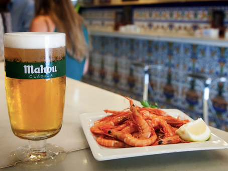 Spanish Beer - Brands, Bars and how to order una cerveza like a native - When in Spain episode 13