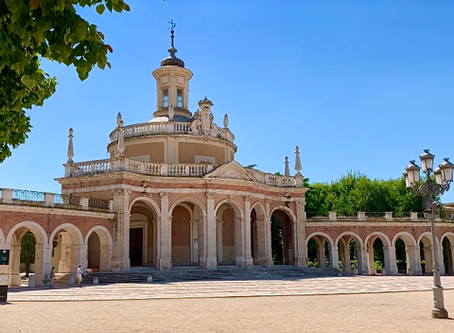 Aranjuez - A day trip to Spain's Petit Paris - When in Spain Podcast Episode 81