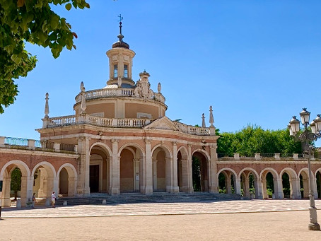 Aranjuez - A day trip to Spain's Petit Paris - When in Spain Podcast Episode 81