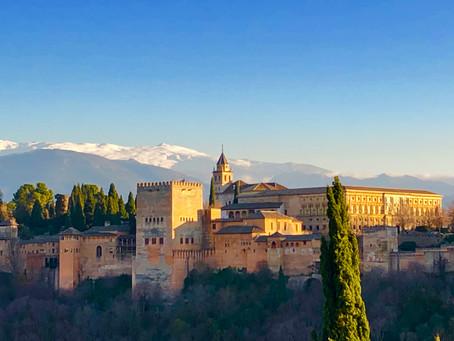 Granada - Spain's Moorish heart with Marta Sánchez from Bite Granada - When in Spain Episode 72